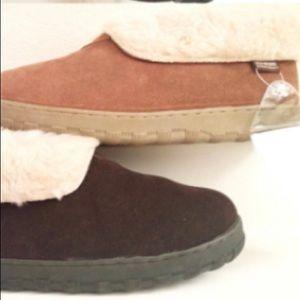 Great northwest shearling sheepskin tan slippers 7